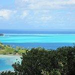 Bora Bora Tour 4 x 4 adventures