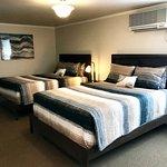 Renovated Double queen rooms