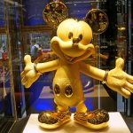 Pure Gold US$460,000 Mickey Mouse - awesome