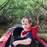Tour the Glades, with your 6 year old!
