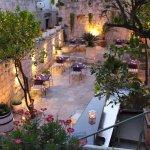 Boccadoro terrace