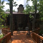 Foto de Cedar Crest Lodge & Cabin