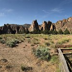 Smith Rock Amphitheater Area Pano Picture 2 of 2 June 2017