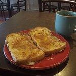 French Toast + Camomile Tea