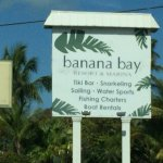 this is the sign seen from Overseas Highway