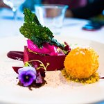 garden of beetroot