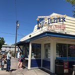 Big Dipper Ice Cream Foto