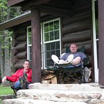 Фотография Leber's Log Cabins