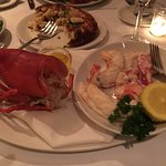 So easy to eat lobster when the work is done for you