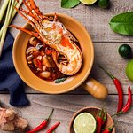 Lobster Tom Yum Kung Soup