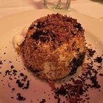 Peanut Butter dessert - not my favorite