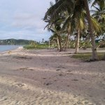 Dumpao guiuan is a simple big beach area. No tech,no tv. Just u and nature. Family run business