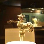 超小的古文明工藝品