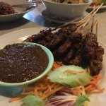 Sate. Good juicy