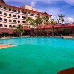Biggest swimming pool in Sungai Petani - only at Swiss Inn Sg Petani