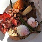 Pilgrim breakfast
