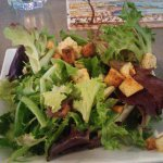 Amazing house salad
