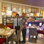With Supervisor Ganesh