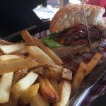 Beef Burger was super juicy
