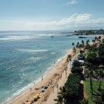 Waikiki Shore Görüntüsü