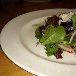 Salads at Matchbox