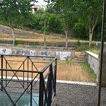 Roman steps to pool