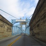 Photo of Roebling Suspension Bridge