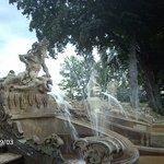Wasserspiele Schloss Seehof