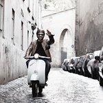 Olivia Hegdehaugsveien is inspired by Rome, Italy