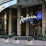 Foto de Radisson Blu Hotel, Kyiv Podil