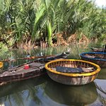 Coracle Boat experience Hoi An