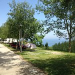 Photo de Camping Itxaspe
