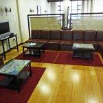 Lounge area Hotel Palanca Porto.