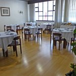 Breakfast area Hotel Palanca Porto.