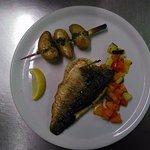 Restaurant le Rouget, les poissons grillés à la carte