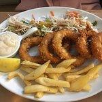 Calamari - delicious!