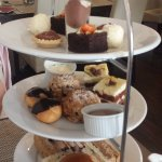 A very delicious Chocolate Afternoon Tea