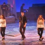 Thrilling hard shoe Irish dancing performed in Turas every Saturday & Sunday nights at Siamsa Tí