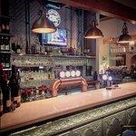 Stunning bar Area