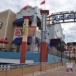 Great location on Galveston Pier
