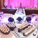 Perfect for any functions, variety of dessert offered.