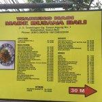 Photo of Warung Made Busana Bali