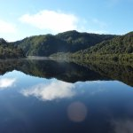 Gordon river reflections