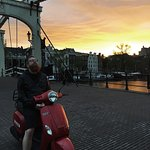 Foto de Scooter Rent Amsterdam