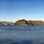 Şezlonga uzanın ve manzaranın tadını çıkarın :) Awesome view of Otel Aqua beach.