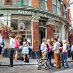 Shaws Booksellers - a lively after-work atmosphere