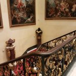 Wallace Collection; Staircase