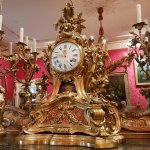Wallace Collection; French Clock