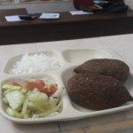 Delicioso kibi frito