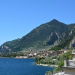 Looking towards Limone